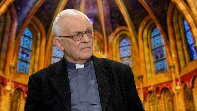 Ksiądz Andrzej Szostek o pedofilii w Kościele
