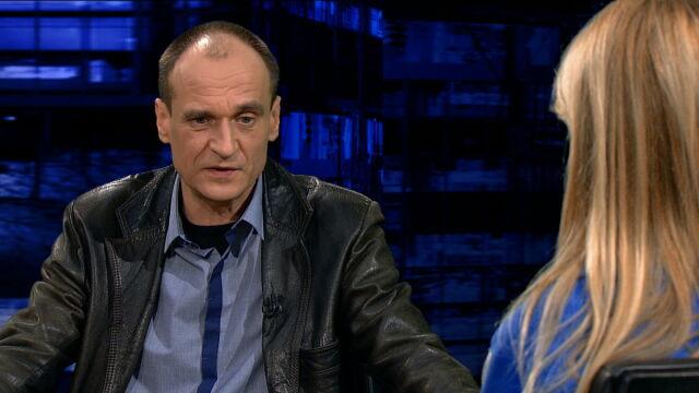 """Paweł Kukiz był gościem """"Kropki nad i"""""""