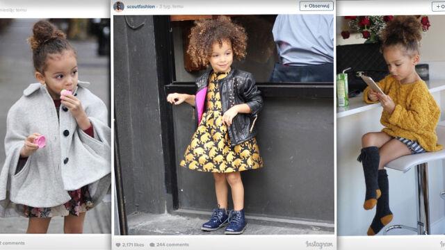 Ma 3 lata i wygląda jak mała Beyonce. Podobno nie wie, że jest gwiazdą internetu