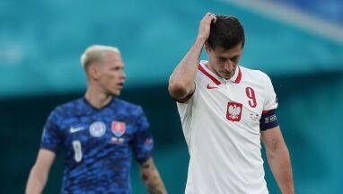 Znikający punkt. Słowacy wyłączyli Lewandowskiego z gry