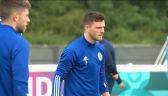 Przygotowania Szkocji do meczu z Anglią w fazie grupowej Euro 2020