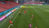 Przygotowania Belgii do meczu z Danią w fazie grupowej Euro 2020