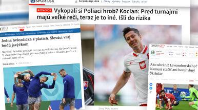 Słowacy wzięli pod lupę Polaków.