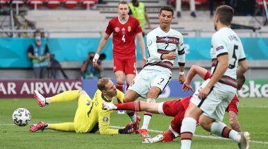 Węgry do 84. minuty grały z Portugalią jak równy z równym. Skończyło się katastrofą