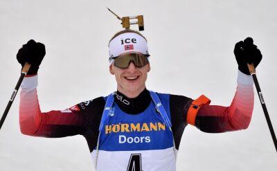 Skrót biegu masowego mężczyzn w mistrzostwach świata w Anterselvie
