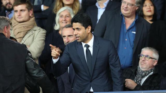 Właściciel klubu Paris Saint-Germain z zarzutami