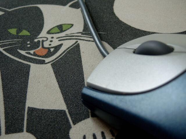 Śmierć komputerowej myszki?