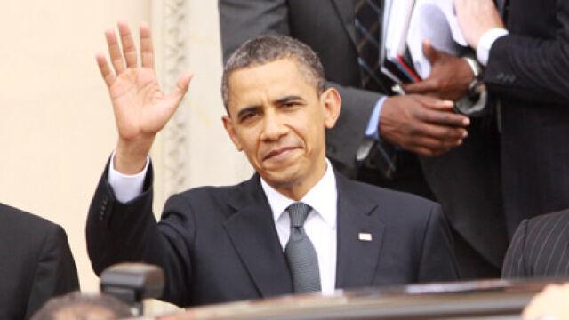 I po wizycie. Obama już odleciał do domu