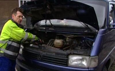 Chciał naprawić samochód, zepsuł swoje życie?