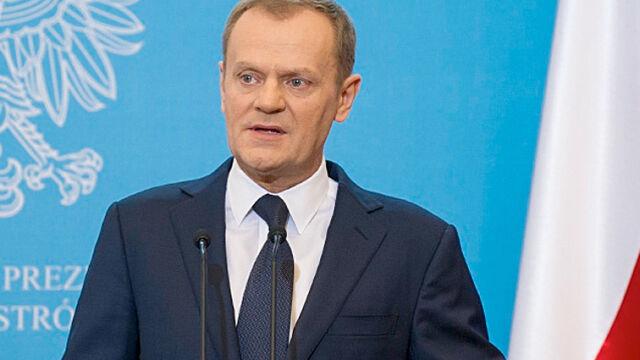 Tusk: Mam problem ze zrozumieniem intencji uczestników strajku