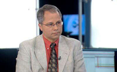 Profesor Artymowicz komentował raport podkomisji Macierewicza