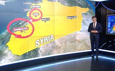 Atak w Syrii. Co warto wiedzieć?