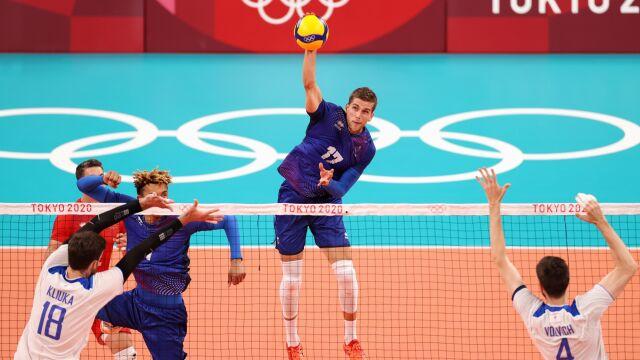 Francuzi wznieśli się na wyżyny. Kolejne drużyny w ćwierćfinale turnieju siatkarzy