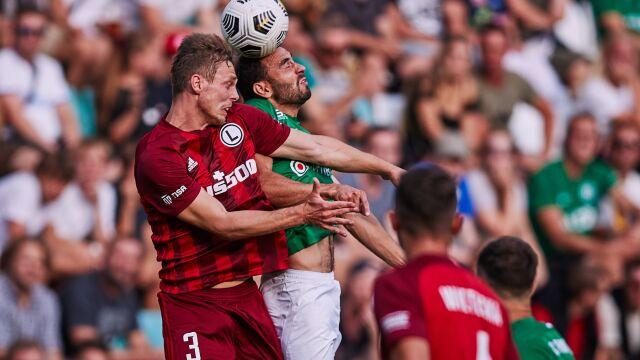 Legia gra dalej o Ligę Mistrzów. W kolejnej rundzie mocny rywal