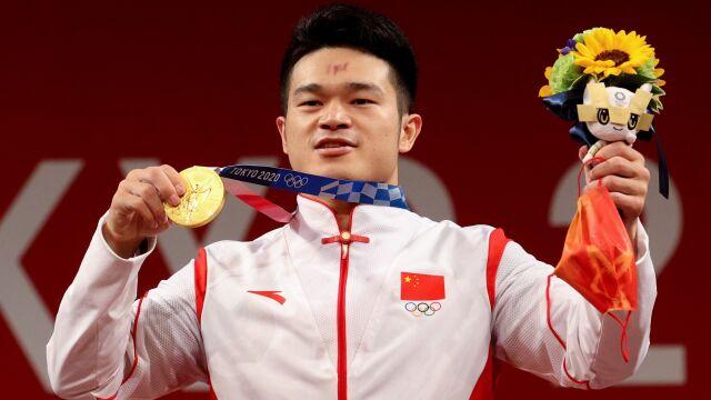 Zdobył złoto i pobił rekord świata