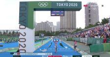 Tokio. Triathlon. Emocjonujący finisz i złoto dla Blummenfelta