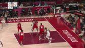 Tokio. Koszykówka. Amerykanie zwiększają przewagę nad Irańczykami. 1. kwarta