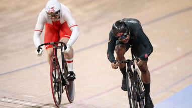 Rudyk w półfinale sprintu po czwartym dniu torowych mistrzostw świata