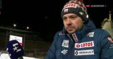 Doleżal po piątkowym konkursie w Lahti
