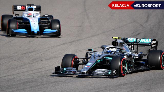 Kubica nie ukończył wyścigu. Popis Srebrnych Strzał w Rosji