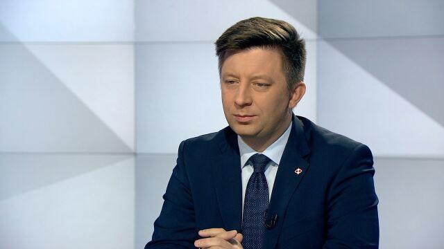 Szef kancelarii premiera: nie wiem, czy Morawiecki wiedział, że CBA kontroluje oświadczenia Banasia