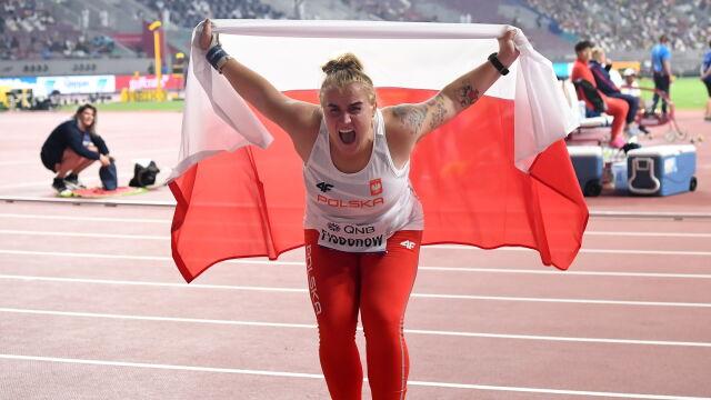 Rekord życiowy na wagę srebra. Joanna Fiodorow wicemistrzynią świata