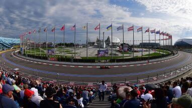 Kubica pojedzie wokół parku olimpijskiego. Terminarz GP Rosji Formuły 1
