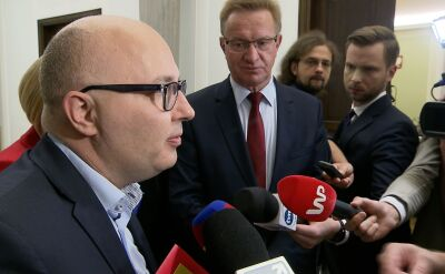 """""""Całą odpowiedzialność bierze na siebie marszałek Sejmu"""""""