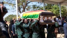 Robert Mugabe nie żyje