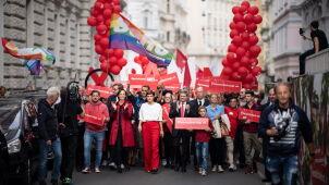 W niedzielę wybory w Austrii. Kurz z szansą na odzyskanie władzy