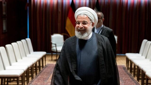 Rowhani: Waszyngton musi stworzyć warunki do dialogu, by wróciło zaufanie
