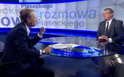 """Spór Pawłowicz i Ziobry """"pokazuje, że jest pełna demokracja"""""""