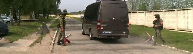 Wrak tupolewa ponownie badany. Polscy śledczy w Smoleńsku