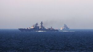 Putin: okręty z rakietami Kalibr będą na stałe na Morzu Śródziemnym