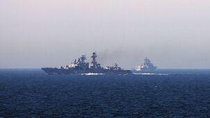 Rosjanie przejęli kontrolę nad morzem. Apel szefów dyplomacji kilku krajów