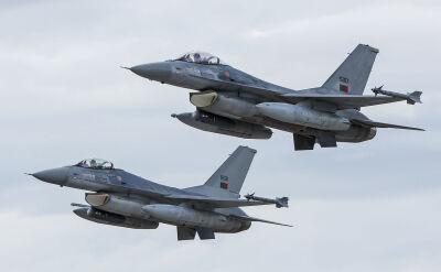 Portugalskie myśliwce F-16