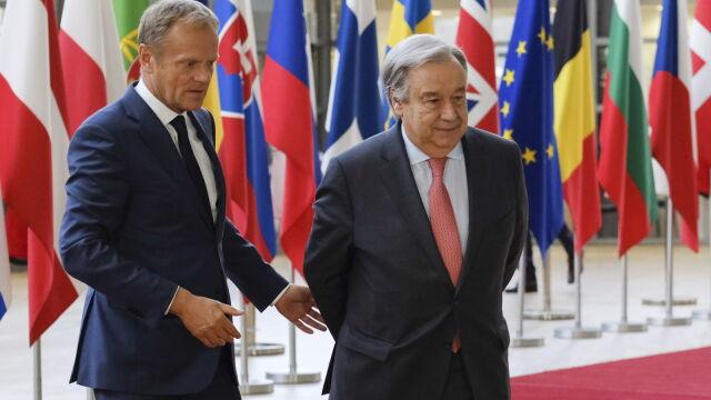Sekretarz generalny ONZ: mamy do czynienia z nową zimną wojną