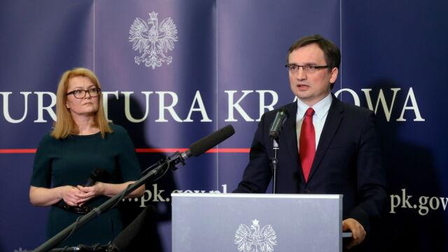 Ziobro: zakończyła się sekcja zwłok Magdaleny Żuk, mamy wstępne wyniki
