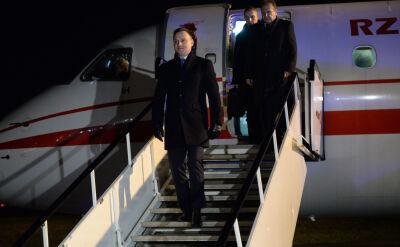 Na początek spotkanie z Tuskiem.  Prezydent Duda w Brukseli