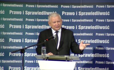 Zbonikowski z mandatem bez poparcia PiS. Tak mówił o nim Kaczyński