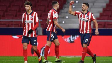 Dwóch bohaterów Atletico. Ważne zwycięstwo na koniec roku