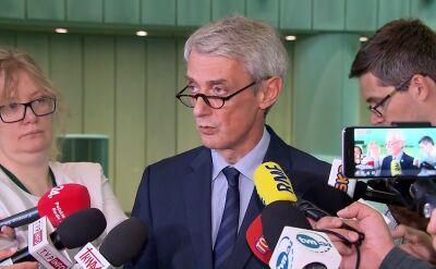Rzecznik SN: Gersdorf pozostaje zgodnie z konstytucją do 2020 roku pierwszym prezesem SN