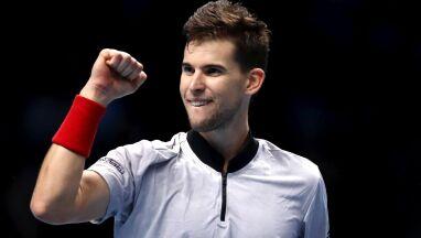 Wygrana, która daje cień szansy na awans. Thiem czeka na mecz Federera