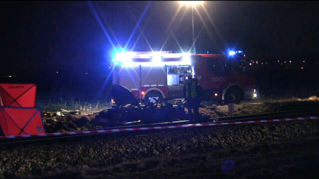 Kierowca wjechał pod szynobus, zginęły cztery osoby. Raport po wypadku