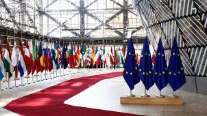 Nadzwyczajne spotkanie w Brukseli.