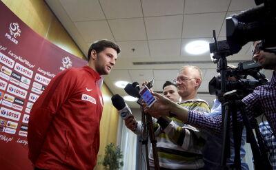 Bereszyński: wcześniej miałem silną konkurencję