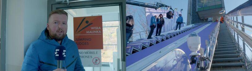 Zajrzeliśmy za kulisy w Wiśle. Problem z bezpieczeństwem udało się rozwiązać
