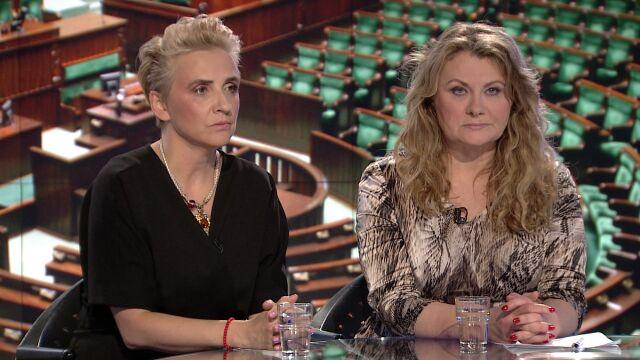 Joanna Scheuring-Wielgus o powstaniu partii Teraz