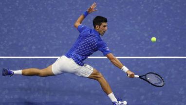 Tenisowy kunszt i popisy gimnastyczne. Pięć najlepszych zagrań pierwszego dnia US Open