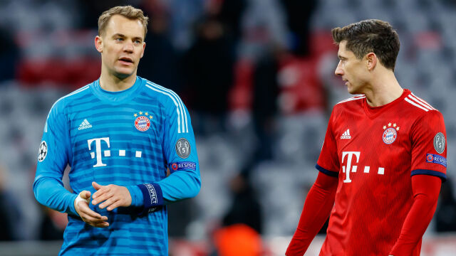 """""""Nie mam nic przeciwko Lewandowskiemu, ale to Neuer powinien zostać piłkarzem roku"""""""